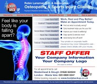 BodyBack Up Osteopathy and Sports Injury Clinics 708232 Image 6